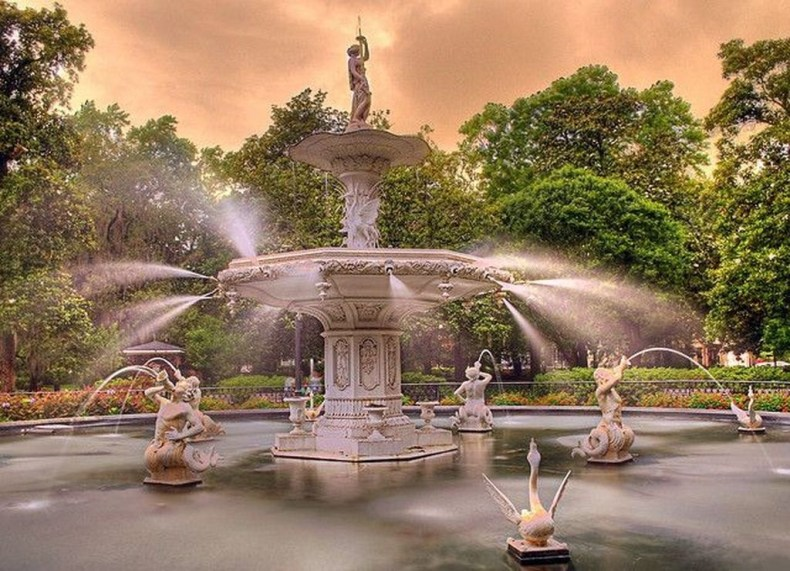 Top Most Awesome Fountains Around The World21