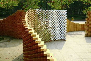 Unbelievable Public Architectural Optical Illusions41