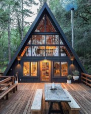 Unforgettable Designs Of A Frame Houses02