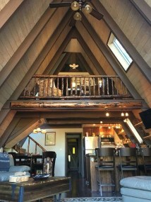 Unforgettable Designs Of A Frame Houses31