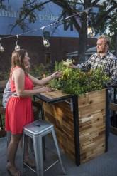 Unique Outdoor Kitchen Ideas For Excellent Restaurants27