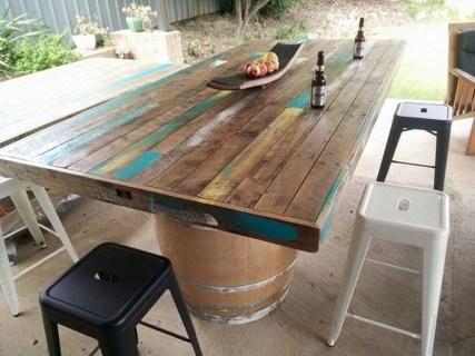 Unique Outdoor Kitchen Ideas For Excellent Restaurants31