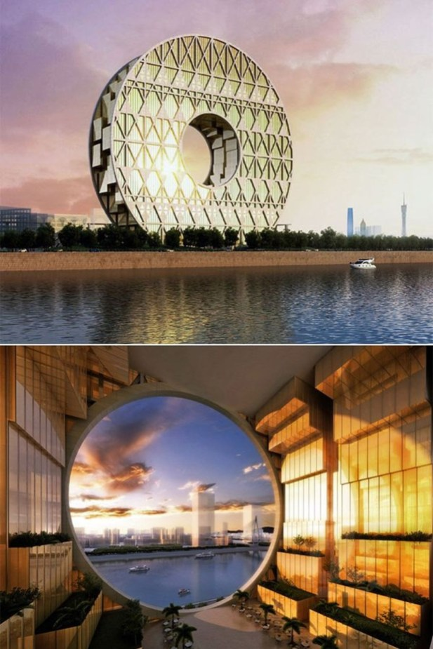 Unordinary Architectural Projects That Will Catch Your Attention12