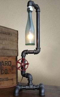 Amazing Diy Bottle Lamp Ideas05