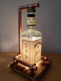 Amazing Diy Bottle Lamp Ideas13