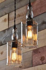 Amazing Diy Bottle Lamp Ideas32