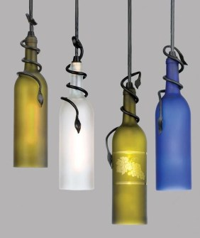 Amazing Diy Bottle Lamp Ideas33