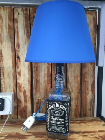 Amazing Diy Bottle Lamp Ideas44