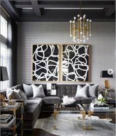 Contemporary Living Room Interior Designs21