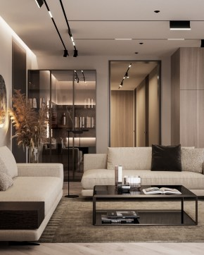 Contemporary Living Room Interior Designs27