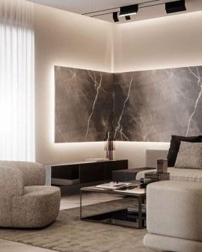 Contemporary Living Room Interior Designs34