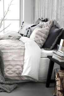 Cozy Rustic Bedroom Interior Designs For This Winter41