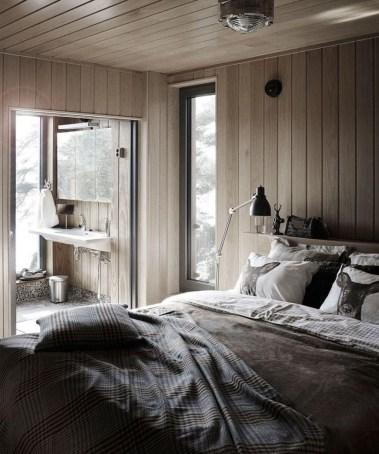 Cozy Rustic Bedroom Interior Designs For This Winter42
