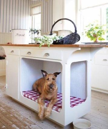 Diy Pet Bed Ideas26