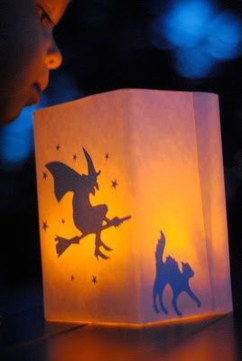 Gorgeous Diy Luminaries To Spice Up Your Halloween Party04
