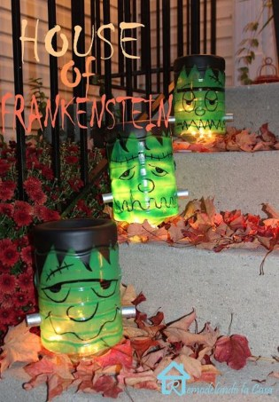 Gorgeous Diy Luminaries To Spice Up Your Halloween Party08