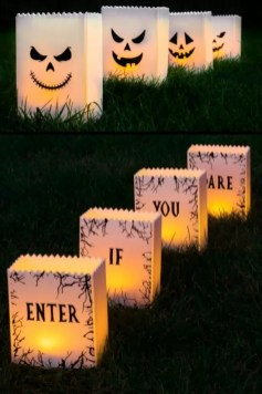 Gorgeous Diy Luminaries To Spice Up Your Halloween Party14