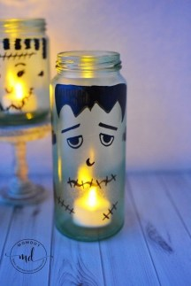 Gorgeous Diy Luminaries To Spice Up Your Halloween Party21
