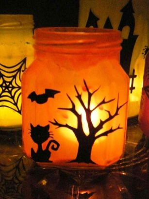 Gorgeous Diy Luminaries To Spice Up Your Halloween Party25