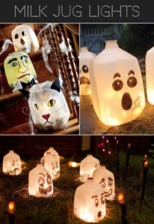 Gorgeous Diy Luminaries To Spice Up Your Halloween Party31