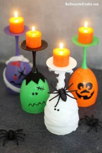 Gorgeous Diy Luminaries To Spice Up Your Halloween Party32