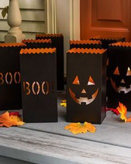 Gorgeous Diy Luminaries To Spice Up Your Halloween Party39