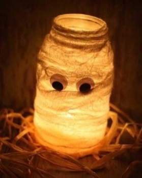 Gorgeous Diy Luminaries To Spice Up Your Halloween Party42