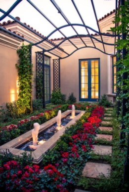 Ideas For Your Garden From The Mediterranean Landscape Design26