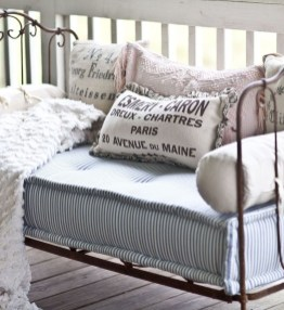 Inspirational Ways How To Repurpose Old Babys Cribs10