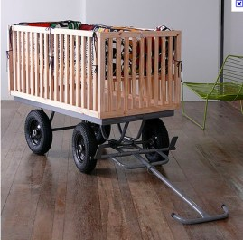 Inspirational Ways How To Repurpose Old Babys Cribs22