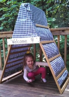 Inspirational Ways How To Repurpose Old Babys Cribs25