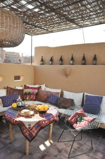 Luxury And Classy Mediterranean Patio Designs02