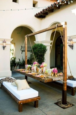 Luxury And Classy Mediterranean Patio Designs24