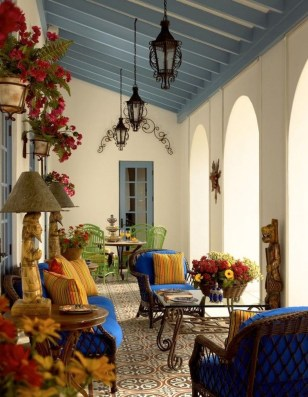 Luxury And Classy Mediterranean Patio Designs26