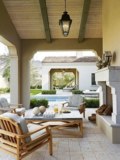 Luxury And Classy Mediterranean Patio Designs28