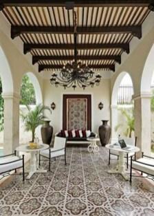 Luxury And Classy Mediterranean Patio Designs32