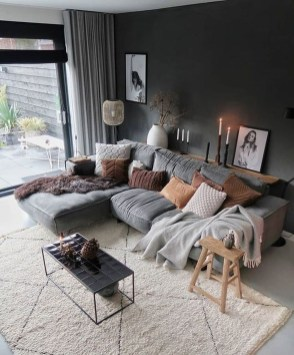 Mesmerizing Living Room Designs For Any Home Style07