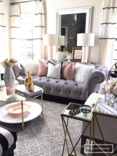 Mesmerizing Living Room Designs For Any Home Style22