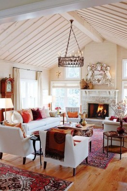 Mesmerizing Living Room Designs For Any Home Style36