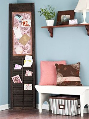 Simple And Creative Ideas Of How To Reuse Old Doors09