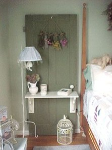 Simple And Creative Ideas Of How To Reuse Old Doors10