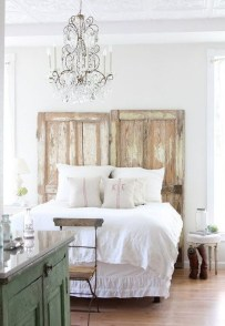 Simple And Creative Ideas Of How To Reuse Old Doors14