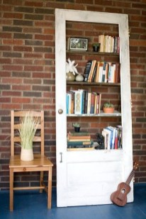 Simple And Creative Ideas Of How To Reuse Old Doors21