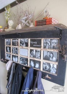 Simple And Creative Ideas Of How To Reuse Old Doors29
