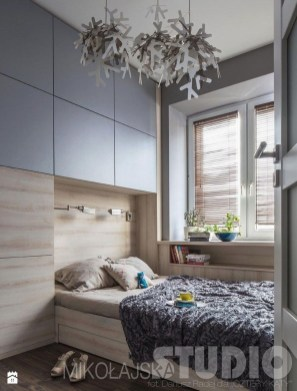 Amazing Small Apartment Bedroom Decoration Ideas18