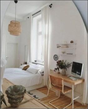 Amazing Small Apartment Bedroom Decoration Ideas24