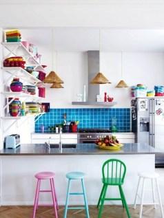 Beautifful And Cozy Colourfull Kithcen Ideas04