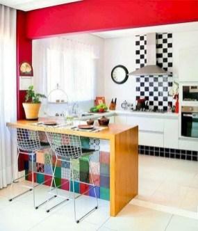 Beautifful And Cozy Colourfull Kithcen Ideas27