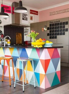 Beautifful And Cozy Colourfull Kithcen Ideas41
