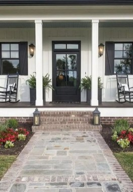 Beautiful And Colorful Porch Design07